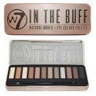 W7 In The Buff Eye Palette øjenskygge