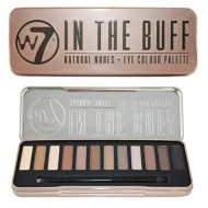 W7 In The Buff Eye Palette