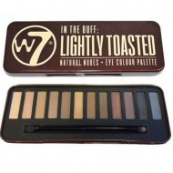 W7 In The Buff Lightly Toasted Eye Palette