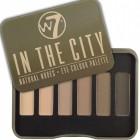 W7 In The City Eye Palette øjenskygge