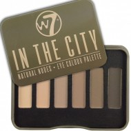 W7 In The City Eye Palette øjenskygge