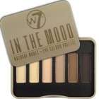 W7 In The Mood Natural Nudes Eye Palette øjenskygger