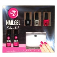 W7 Nail Gel Salon Kit