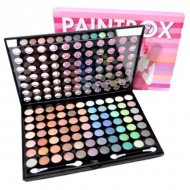 W7 Paintbox 77 Eye Shadow Palette øjenskygge