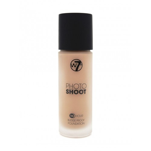 W7 Photo Shoot Foundation Buff