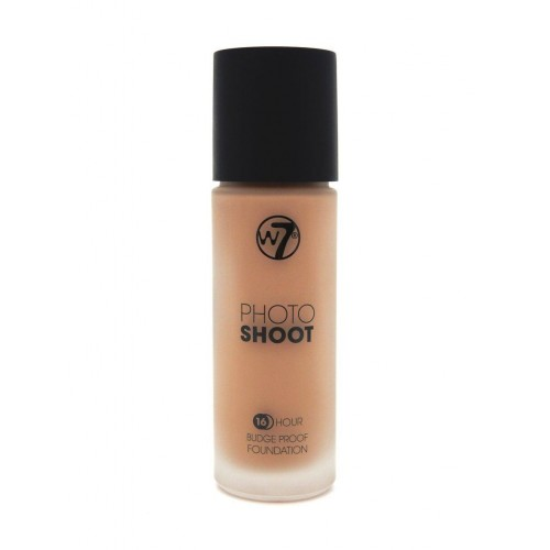 W7 Photo Shoot Foundation Early Tan