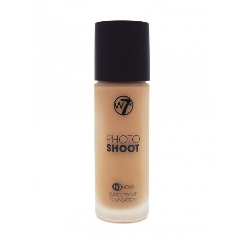 W7 Photo Shoot Foundation Fresh Beige