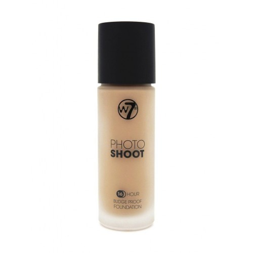 W7 Photo Shoot Foundation Sand Beige