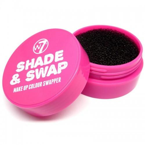 W7 Shade & Swap - Makeup Colour Swapper svamp