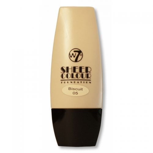 W7 Sheer Foundation Biscuit