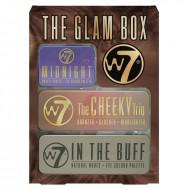 W7 The Glam Box  gaveæske m 3 stk paletter