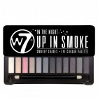 W7 Up in Smoke Eye Palette - Øjenskygger