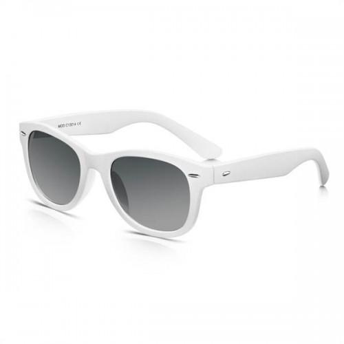 Wayfarer Solbriller -Hvide