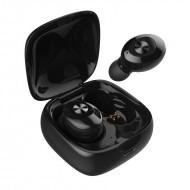 XG-12 Mini TWS 5.0 Trådløs Høretelefoner - Sort
