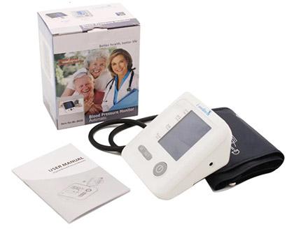 Image of   Digital Blodtryksmåler Belsk BLPM-13