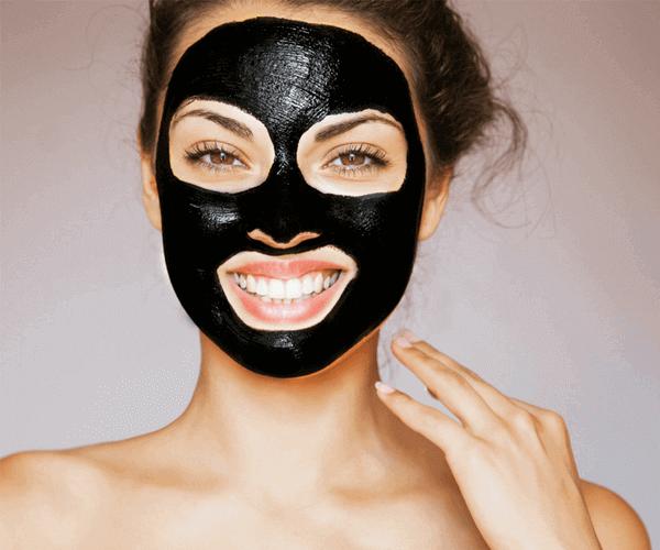 Black Mask kan fjerne snavs og hudorme.