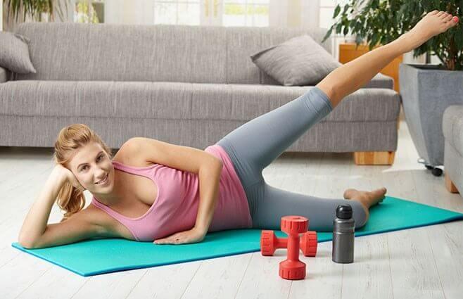 Køb træningsudstyr til din hjemmetræning.