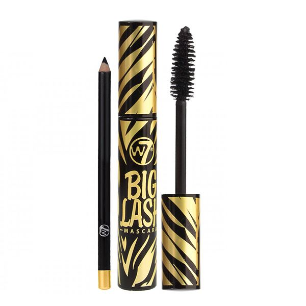 Image of   W7 Big Lash Mascara & Eyeliner