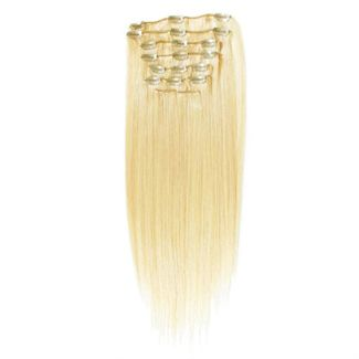 Image of   #613 Blond, 65 cm - Clip On