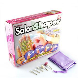 Image of   SalonShaper® Elektrisk Neglefil til Pedicure / Manicure