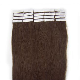 Image of   #4 Chokoladebrun, 50 cm Tape On