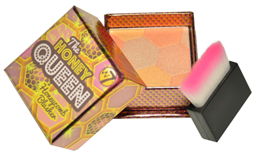 Image of   W7 The Honey Queen Honeycomb Blusher