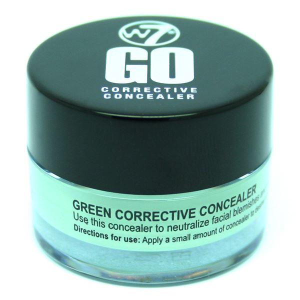 Image of   W7 GO Corrective Concealer Grøn