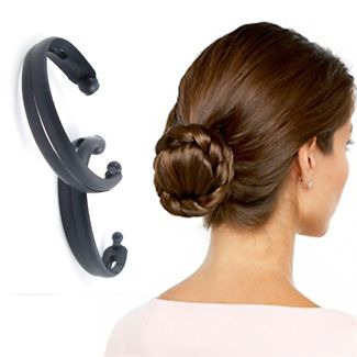 Image of   Dahoc Mini Hair Styler 2 stk - Lav den perfekte hårknold