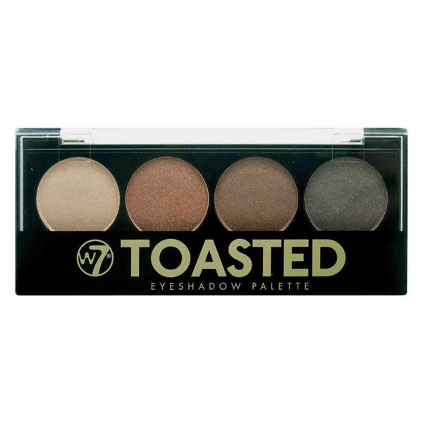 Image of   W7 Toasted Eyeshadow Palette