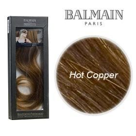 Image of   Balmain extensions Hot copper 15 cm