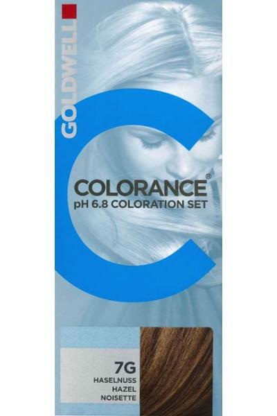 Image of   Goldwell Colorance Hårfarve 7G Hazel