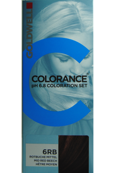 Image of   Goldwell Colorance Hårfarve 6RB Mild Rødbrun