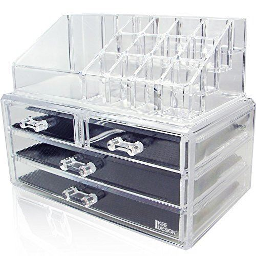 Image of   Avery® Makeup Organizer med 4 skuffer