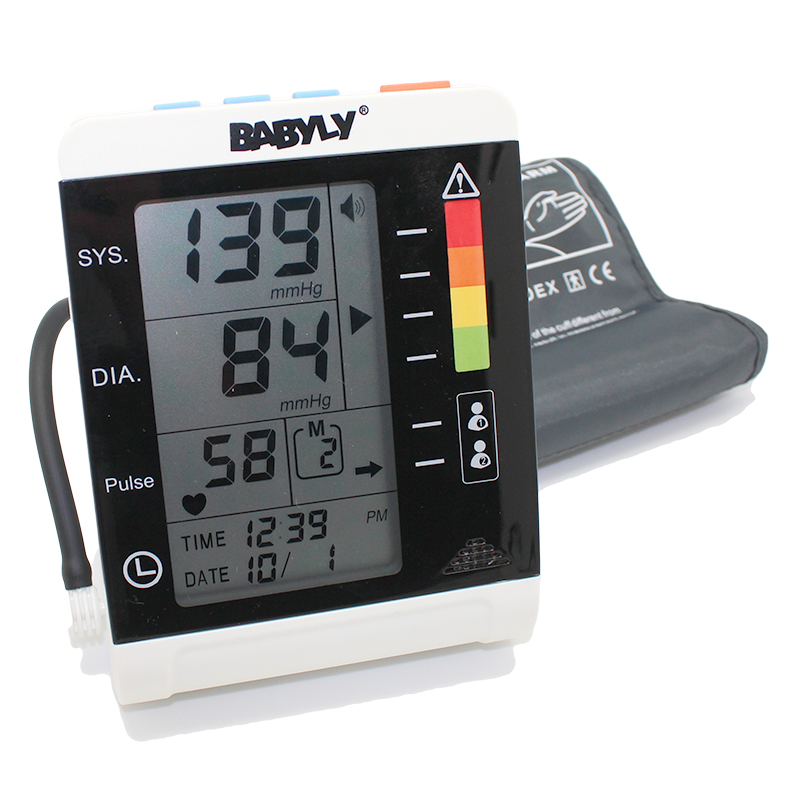 Image of   Digital Blodtryksmåler Babyly® BLPM14