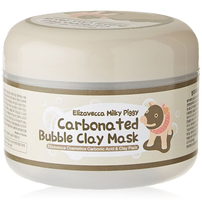 Image of   Bubble Mask - Carbonated Bubble Clay Mask