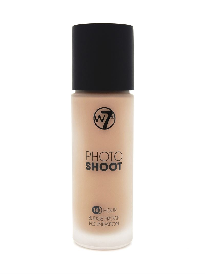 Image of   W7 Photo Shoot Foundation Buff