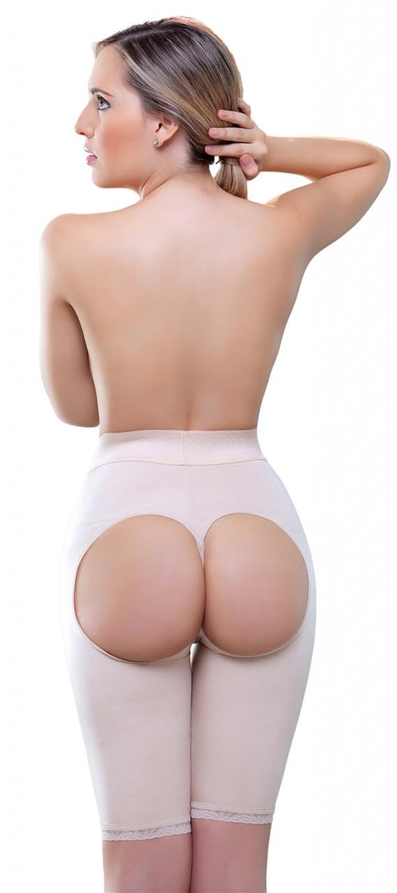 Image of   AVA® Butt Shaper Lifter / numseløfter i beige - For mere fyldige baller