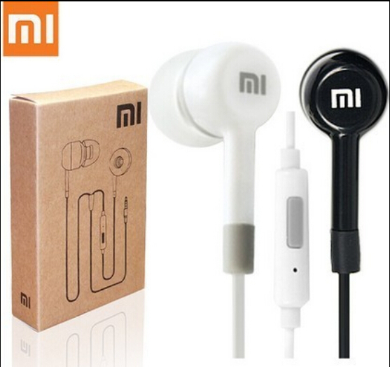 Image of   MI In-ear Headset til iPhone / Android Smartphones