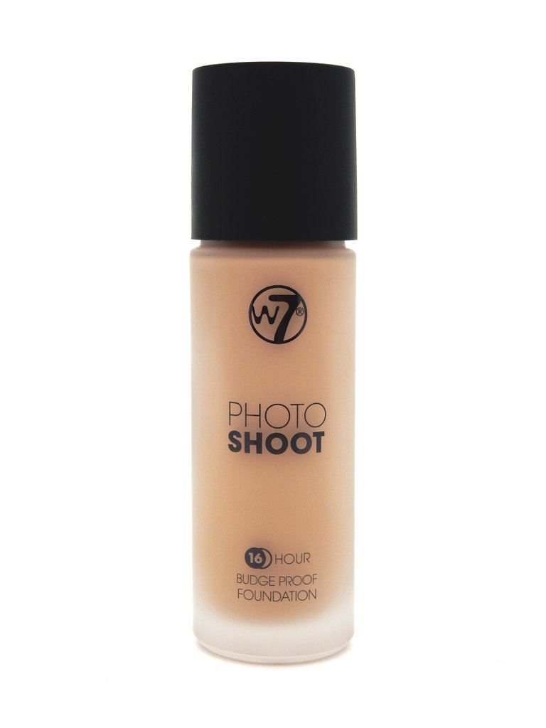 Image of   W7 Photo Shoot Foundation Natural Beige