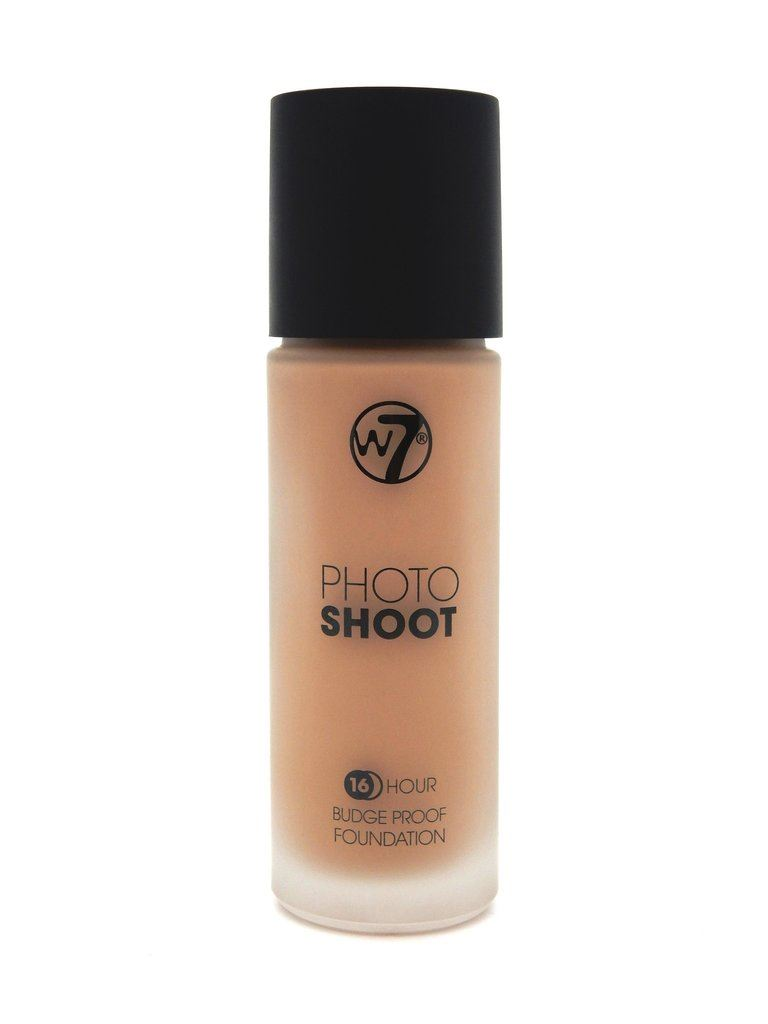 Image of   W7 Photo Shoot Foundation Early Tan