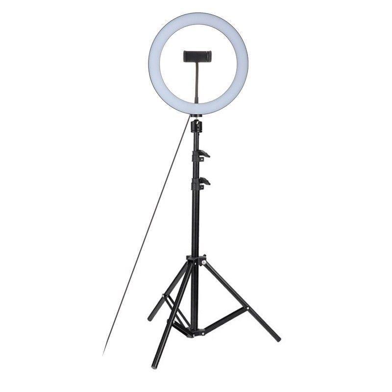 Image of   Pro Ring Light Studio - komplet sæt perfekt ring Lys til perfekte billeder & videoer