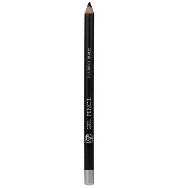 Image of   W7 King Kohl Eyeliner Pencil Blackest Black
